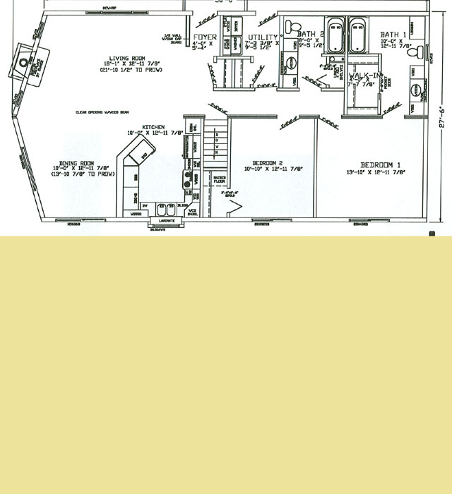Home floor plans modular home photos for Timberline homes floor plans